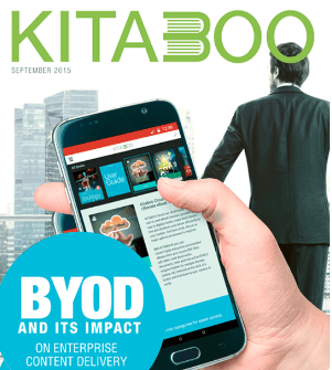BYOD and it's impact on enterprise content delivery