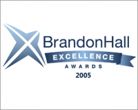 Hurix Digital wins Brandon Hall excellence awards silver 2005 for its flagship digital publishing platform Kitaboo