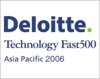 Hurix Digital wins the Deloitte Technology Fast 500 asia pacific award 2006