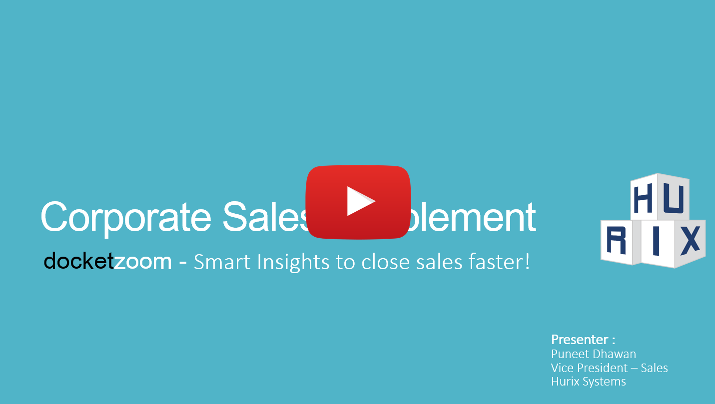 Sales Enablement - DocketZoom image for youtube