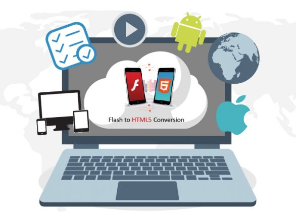 Reasons to shift from Flash to HTML5