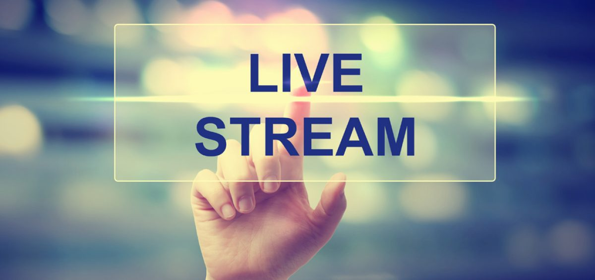 Live Streaming in elearning education