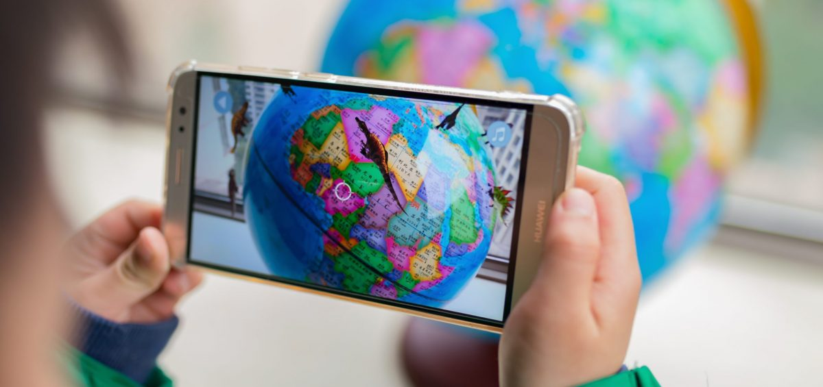 Augmented reality technology enables educators to deliver engaging learning experiences