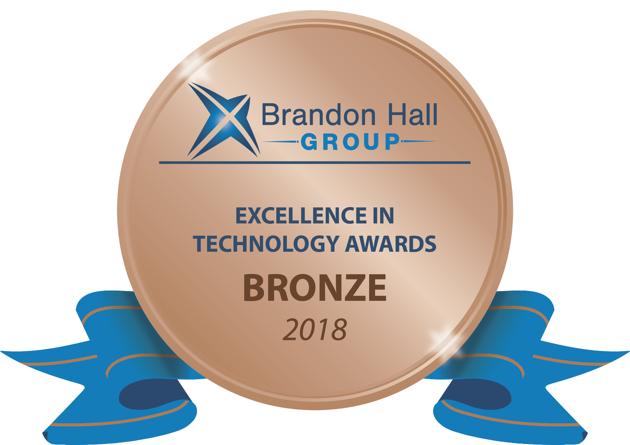 Kitaboo the digital publishing platform has won the Brandon Hall Bronze 2018 Award